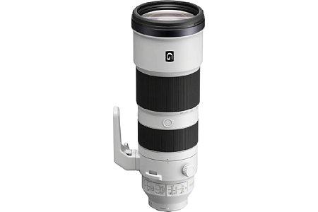 Sony 200-600 mm F5.6-6.3 G OSS (SEL200600G). [Foto: Sony]
