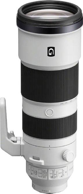 Bild Für unter 1.800 Euro bekommt man mit dem Sony 200-600 mm F5.6-6.3 G OSS (SEL200600G) ein professionell aussehendes Super-Telezoom mit Wettergeschütztem Gehäuse. [Foto: Sony]