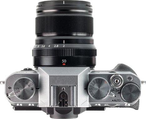 Bild Fujifilm X-T20 mit XF 50 mm F2 R WR. [Foto: MediaNord]