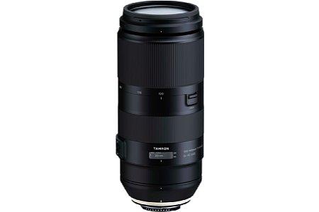 Bild Tamron 100-400 mm F4.5-6.3 Di VC USD (A035). [Foto: Tamron]