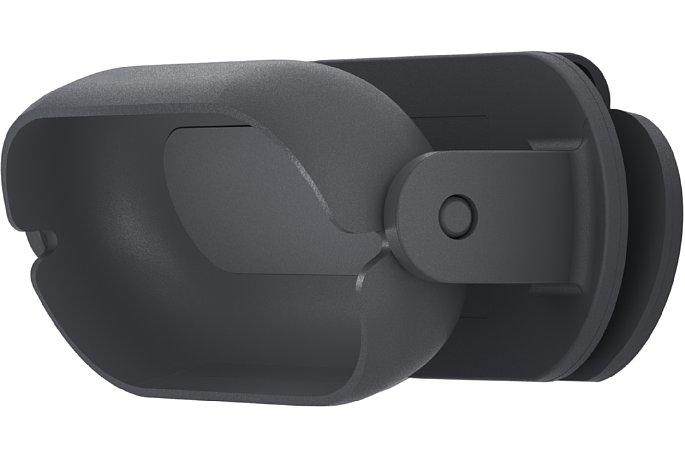 Bild Insta360 Go 2 – Easy Clip für das Cap oder Stirnband (Lieferumfang). [Foto: Insta360]