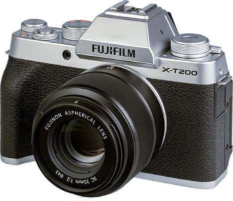 Bild An der X-T200 macht das Fujifilm XC 35 mm F2 sowohl optisch als auch optisch eine gute Figur (es sieht nicht nur gut aus, sondern auch die Bildqualität passt). [Foto: MediaNord]