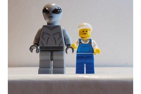 Bild Durch die Abstandsänderung einer Figur entsteht der Bildeindruck, dass die Größe der Figuren nicht mehr identisch ist. [Foto: MediaNord]