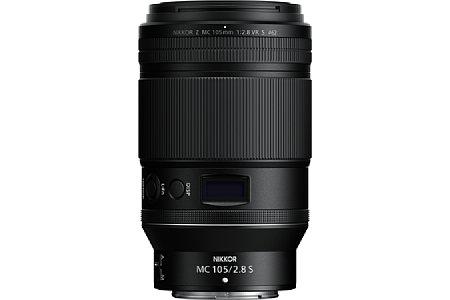 Nikon Z MC 105 mm F2.8 VR S. [Foto: Nikon]