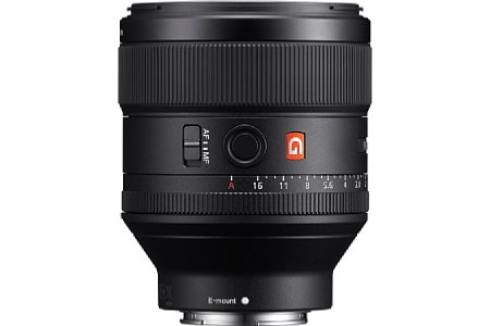 Sony FE 85 mm F1.4 GM (SEL85F14GM). [Foto: Sony]