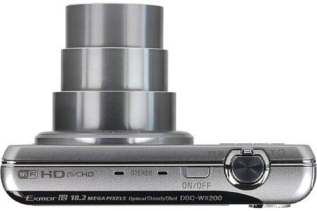 Sony Cyber-shot DSC-WX200 [Foto: Sony]