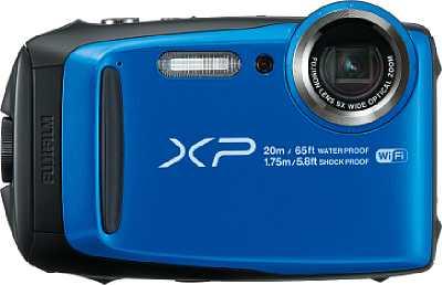 Fujifilm FinePix XP120. [Foto: Fujifilm]