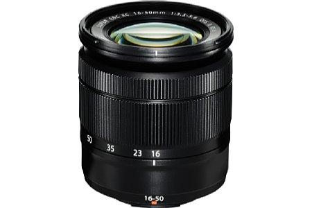 Fujifilm XC 16-50 mm F3.5-5.6 OIS II. [Foto: Fujifilm]