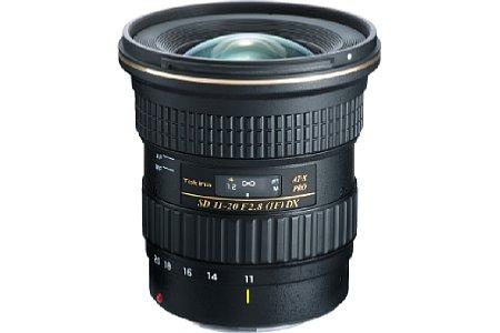 AT-X Pro SD 11-20 F2.8 (IF) DX. [Foto: Tokina]