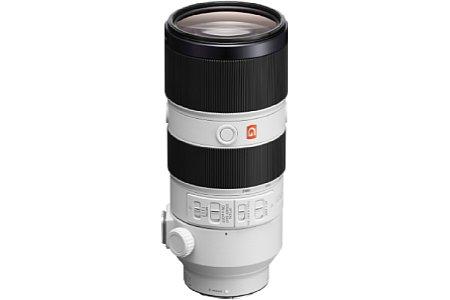 Sony FE 70-200 mm F2.8 GM OSS (SEL70200GM). [Foto: Sony]