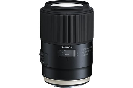 Tamron SP 90 mm F2.8 Di Macro VC USD (Model F017). [Foto: Tamron]
