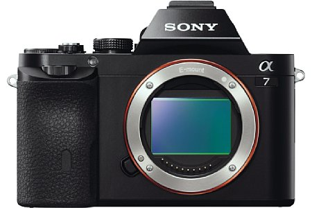 Sony Alpha 7 [Foto: Sony]