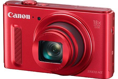 Canon PowerShot SX610 HS. [Foto: Canon]