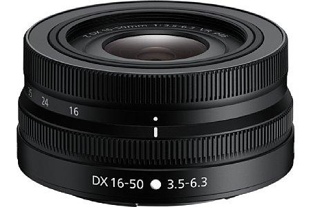 Nikon Nikkor Z DX 16-50 mm. [Foto: Nikon]