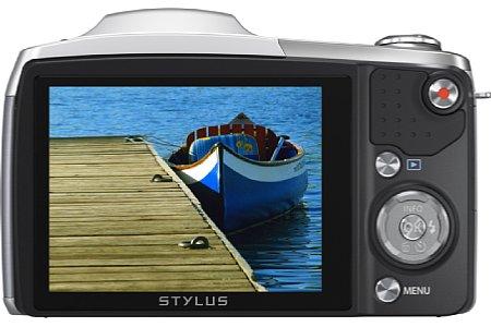 Olympus Stylus SZ-16 [Foto: Olympus]