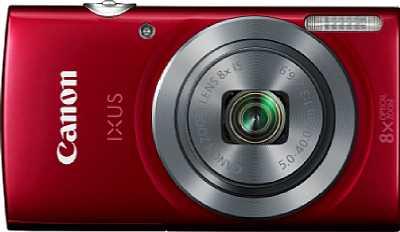 Canon Digital Ixus 165. [Foto: Canon]