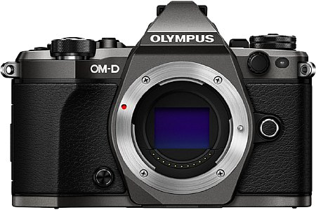Olympus OM-D E-M5 Mark II. [Foto: Owner: Olympus / Region: World Usage: all media , all media Expiration: unlimited  The intended usage is limited to be in relation with Olympus products. Any advertising or other form of publishing not related to Olympus is strictly prohibited.]
