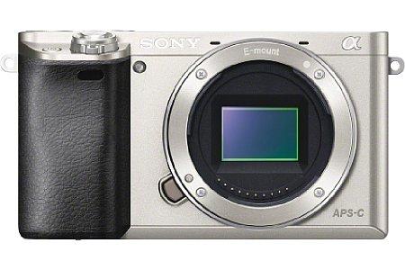 Sony Alpha 6000 [Foto: Sony]
