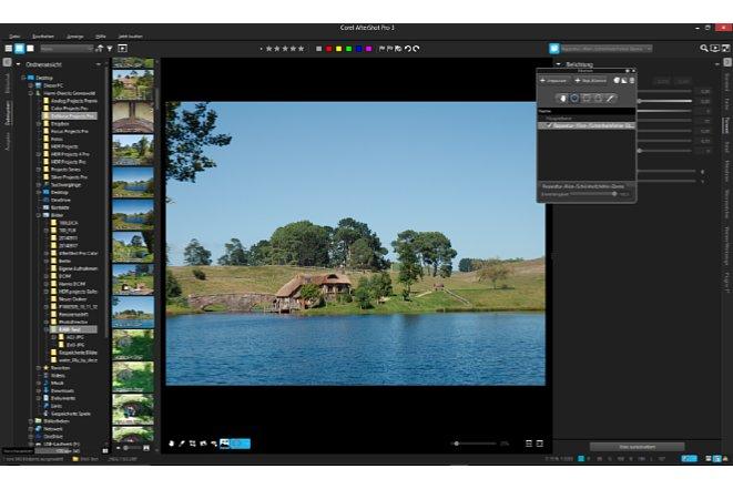 """Bild Um Bildteile zu """"reparieren"""" oder zu """"klonen"""", muss zunächst die richtige Ebene angelegt werden. [Foto: Medianord]"""