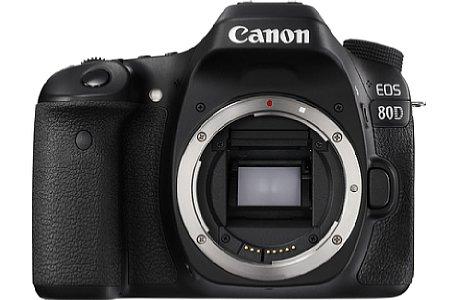 Canon EOS 80D. [Foto: Canon]