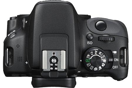Bild Die Canon EOS 100D bietet mehr Motivprogramme als die 700D, darunter Kinder, Speisen und Kerzenlicht. [Foto: Canon]