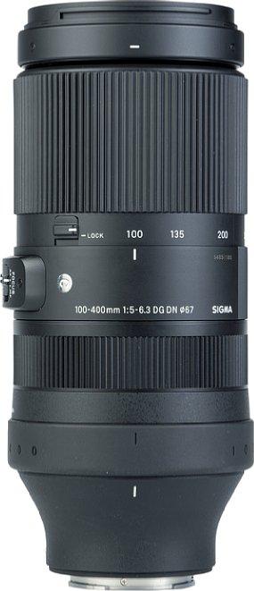 Bild Das Sigma 100-400 mm F5-6.3 DG DN OS Contemporary besitzt einen Anschluss für eine Stativschelle. Diese gehört aber nicht zum Lieferumfang. [Foto: MediaNord]