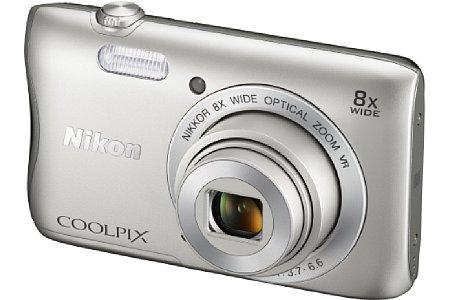 Nikon Coolpix S3700. [Foto: Nikon]