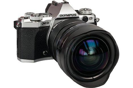 Bild Das Olympus 7-14 mm 2.8 ED Pro zeigt an der E-M5 Mark II eine gute optische Abbildungsleistung, einzig der Randabfall der Auflösung ist vor allem bei kurzer Brennweite etwas hoch. [Foto: MediaNord]