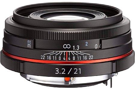 HD Pentax DA 21 mm 3.2 AL Limited [Foto: Pentax]