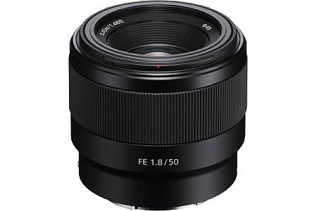 Sony FE 50 mm F1.8 (SEL-50F18F). [Foto: Sony]