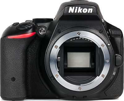 Nikon D5500. [Foto: MediaNord]