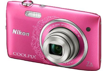 Nikon Coolpix S3500 [Foto: Nikon]