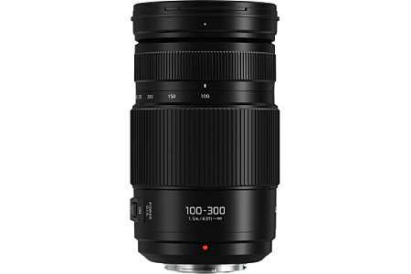 Panasonic Lumix G Vario 100-300 mm F4-5.6 II Power O.I.S. [Foto: Panasonic]