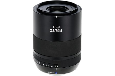 Zeiss Touit 2.8/50 mm [Foto: Zeiss]