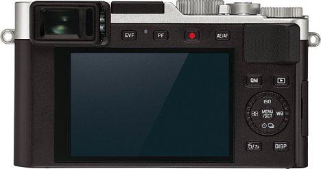 Bild Neu bei der Leica D-Lux 7 ist der höher auflösende Bildschirm, der nun zudem berührungsempfindlich ist. [Foto: Leica]
