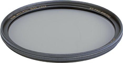 Bild Der B+W XS-Pro MRC nano HTC C-Pol KSM ist ein mehrschichtvergüteter Zirkularpolfilter mit Käsemann-Randversiegelung und extra geringer Höhe, um Randabschattungen vorzubeugen. [Foto: MediaNord]