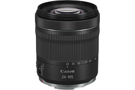 Canon RF 24-105 mm F4-7.1 IS STM. [Foto: Canon]