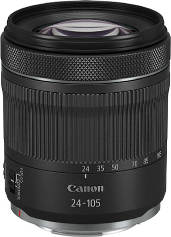 Bild Canon RF 24-105 mm F4-7.1 IS STM. [Foto: Canon]