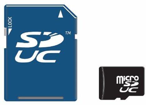 Bild Die neuen SDUC-Speicherkarten soll es sowohl im SD- als auch im Micro-SD-Formfaktor geben. [Foto: SD Association]