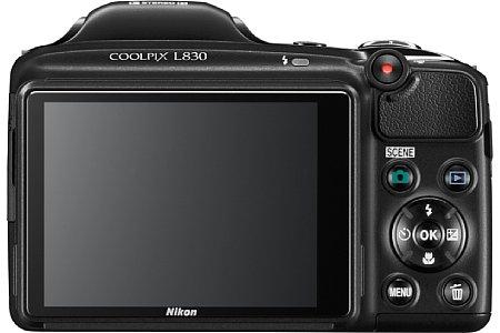 Nikon Coolpix L830 [Foto: Nikon]