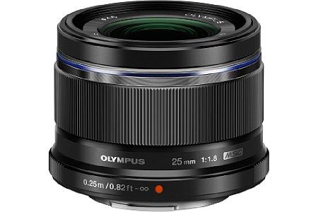 Olympus 25 mm F1.8 (ES-M2518) [Foto: Olympus]