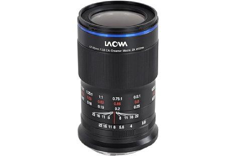 Bild Laowa 65 mm F2,8 Ultra Macro. [Foto: Laowa]