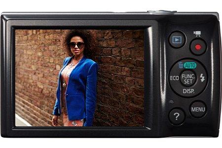 Canon Digital Ixus 145 [Foto: Canon]