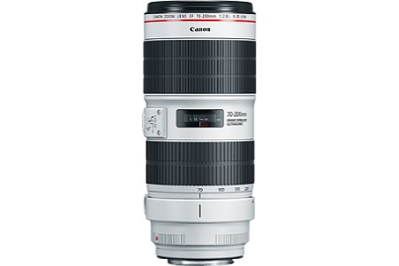 Canon EF 70-200 mm 2.8 L IS III USM. [Foto: Canon]