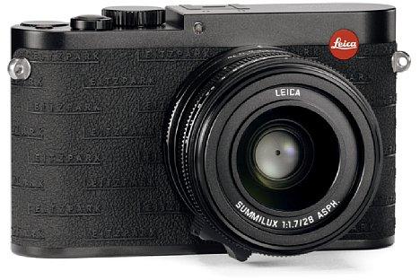 Bild Leica Q Leitzpark-Edition. [Foto: Leica]