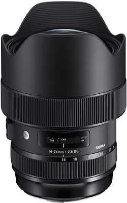 Sigma 14-24 mm F2.8 DG HSM Art. [Foto: Sigma]