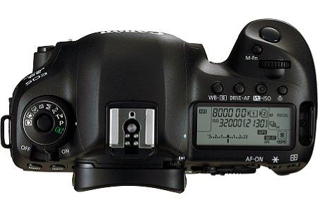 Canon  EOS 5D Mark IV. [Foto: Canon]