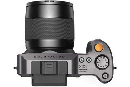 Hasselblad X1D II mit 45 mm. [Foto: Hasselblad]