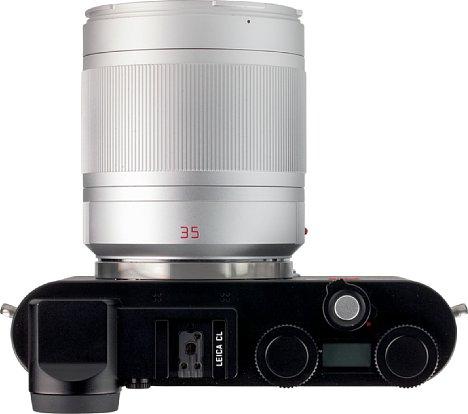 Bild Wenn Lichtstärke gefragt ist, geht es in der Regel auch bei spiegellosen Kamerasystemen nicht mehr besonders kompakt zu. Das Leica Summilux-TL 1:1,4/35 mm Asph. stellt davon leider keine Ausnahme dar. [Foto: MediaNord]
