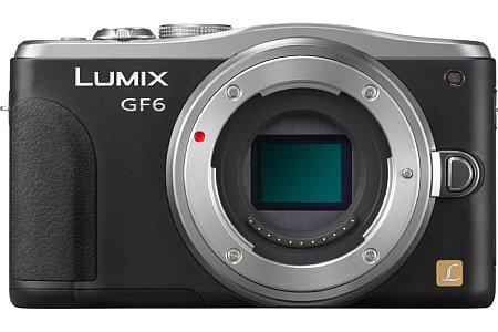 "Bild Der 4/3""-Sensor der Panasonic Lumix DMC-GF6 löst nun 16 statt 12 Megapixel auf. [Foto: Panasonic]"